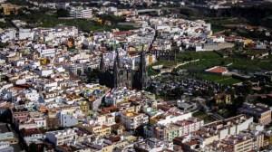 Leiebil Arucas Gran Canaria