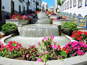 Leiebil Firgas Gran Canaria