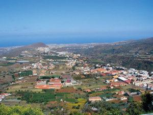 Leiebil Valsequillo Gran Canaria