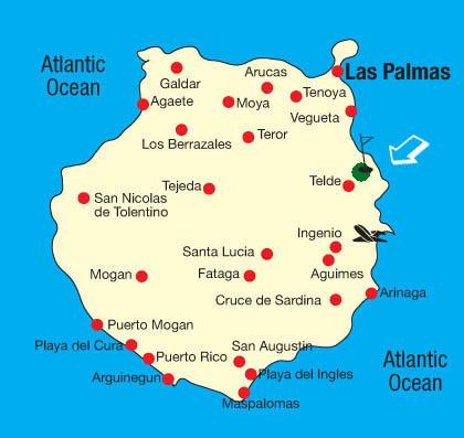 Kart Telde Gran Canaria