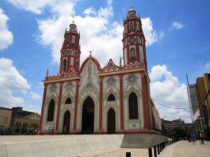 Leiebil San Nicolas de Tolentino