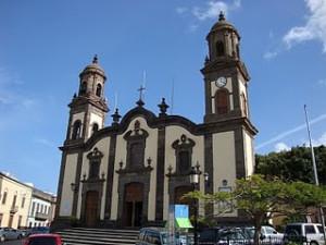 Cabriolet leiebil Santa Maria de Guia