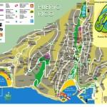 Kart over Puerto Rico Gran Canaria