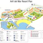 Kart over Anfi del Mar Gran Canaria